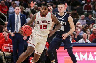 St. John's goes on late run to beat No. 14 Villanova 71-65