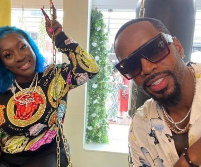 Spice Delivers Message To Wendy Williams From Erica Mena Re Safaree