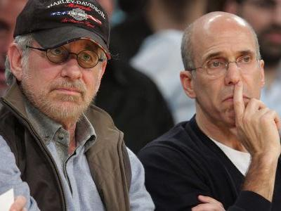 Steven Spielberg Doesn't Hate Netflix Says Jeffrey Katzenberg