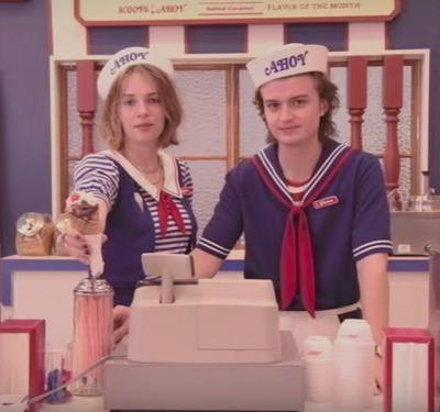New 'Stranger Things' Teaser Has Faithfully Recreated an '80s Mall Food Court