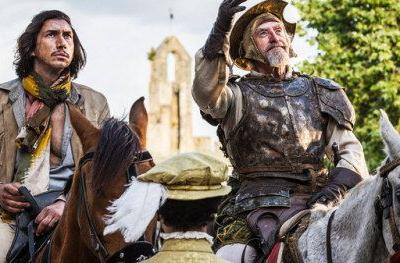 Terry Gilliam's The Man Who Killed Don Quixote Is Finally