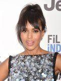 We Can't Wait to Re-Create Kerry Washington's Playful High Ponytail