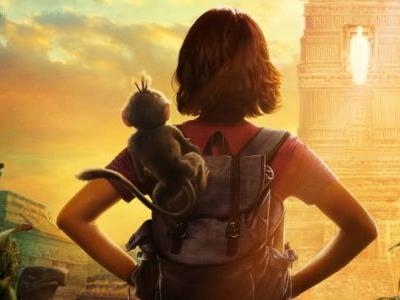 Go Exploring with the Dora and the Lost City of Gold Trailer!