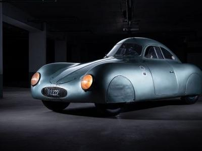 'Porsche' Type 64 Fails To Sell Following Bizarre Auction Error