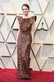Emma Stone's Oscars Gown Looks Like a Waffle With Syrup, and We're Eating It Up
