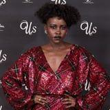 Lupita Nyong'o's Us Screening Beauty Look Is Both Gorgeous and Terrifying
