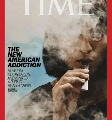How Juul Hooked Kids and Ignited a Public Health Crisis