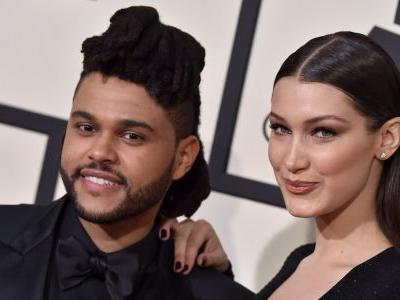 Bella Hadid Shares Rare PDA Pics With Boyfriend The Weeknd And We Can't Deal With the Cuteness