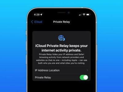 IPhone: How to enable and disable iCloud Private Relay in iOS 15