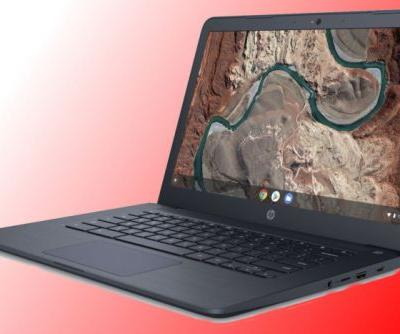 The HP Chromebook 14 puts AMD power under the hood for the first time