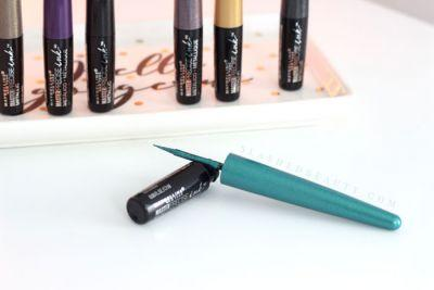 Maybelline Master Precise Ink Metallic Liquid Liners Review