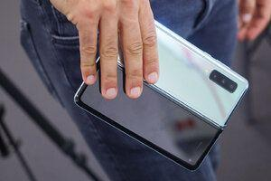 The Galaxy Fold's successor could debut before summer