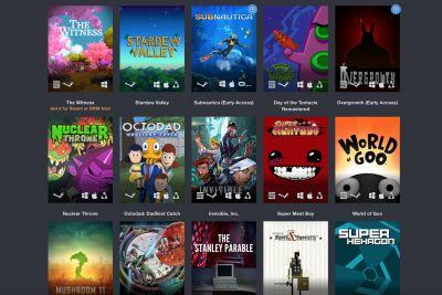 Humble's new bundle has better games than usual, and somewhat secondarily it helps charities