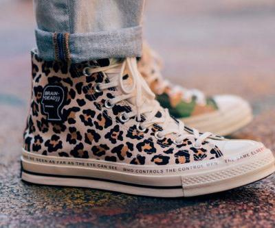 An On-Foot Look at the Brain Dead x Converse Chuck Taylor All '70