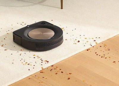 Save $200 on the Roomba S9 robot vacuum at Amazon for Black Friday