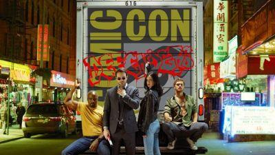 Comic-Con Live Blog: Take to the Streets with Marvel's The Defenders SDCC Panel