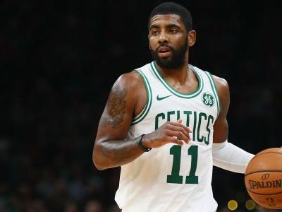 NBA wrap: Kyrie Irving dominates in Celtics' win over Raptors