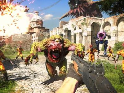 Serious Sam 4 Delayed to September 24th