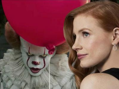 IT: Chapter 2: Jessica Chastain Starts Filming as Beverly Marsh