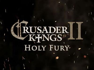 Paradox Announces Expansion Packs For Crusader Kings II, Europa Unversalis IV, And Hearts Of Iron IV