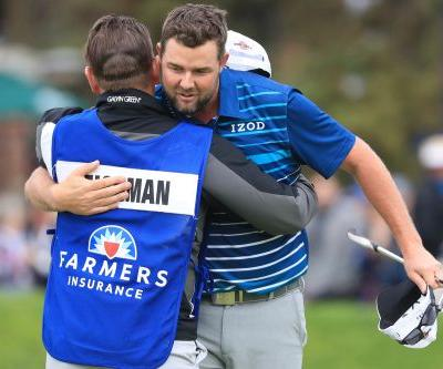 Marc Leishman charges back for emotional Farmers victory