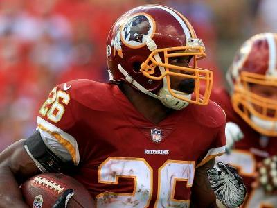 After Alex Smith's injury, Adrian Peterson's more vital to Washington than ever