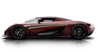 Koenigsegg Regera Looks Even Better In Bordeaux