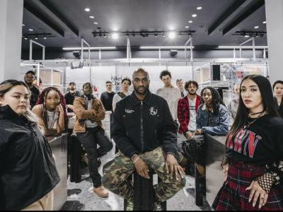 Must Read: Virgil Abloh and NikeLab Launch Chicago Re-Creation Center, Farfetch Partners With Gucci to Generate Original Content