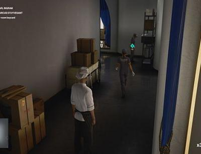 Hitman 3 Server Room Guide: How to Access the Server Room in Dubai