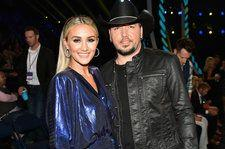 Jason Aldean & Wife Brittany Welcome Baby Girl