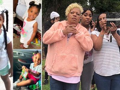 'Please bring this to a safe end': Alabama police plead for return of kidnapped 3-year-old Kamille McKinney