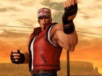 Fatal Fury's Terry Bogard Confirmed for Fighting EX Layer, Check Out a Trailer