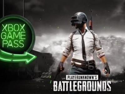PUBG Lands On Xbox Game Pass Tomorrow