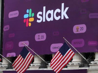 Slack plunges 11% after Microsoft's rival messaging platform extends its lead with 20 million daily active users