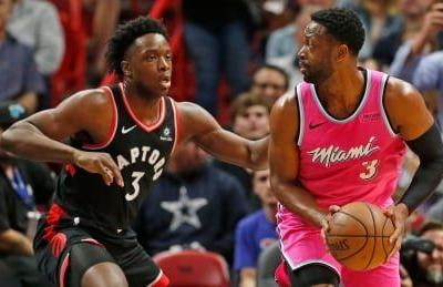 Raptors storm back to beat Heat with huge 2nd half