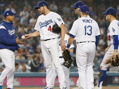 Dave Roberts on Donald Trump's World Series second-guess: 'That's one man's opinion'
