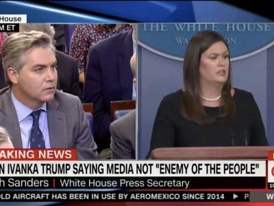 Twitter is Divided Over Sanders-Acosta Briefing Meltdown: 'Everyone is Awful'