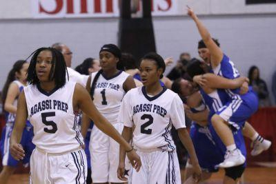Agassi Prep falls to Needles in Class 2A girls state final