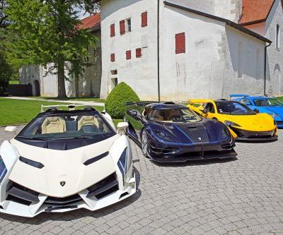 Seized Hypercars Belonging To Teodorin Obiang Headed For Auction
