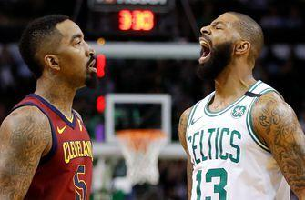 Chris Broussard reveals the key to Boston dominating the series 2-0 against Cleveland