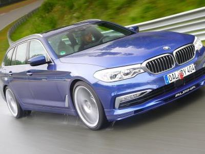 "New 200MPH Alpina B5 BI-Turbo Touring Dubbed As The ""World's Fastest Estate"""
