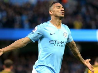 Juventus sign right-back Danilo from Man City