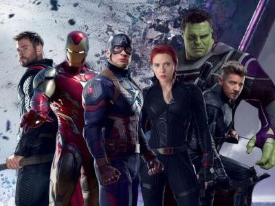 Avengers: Endgame Empire Cover Upgraded With Their New Costumes
