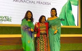 Arunachal Pradesh tourism gets award for best Indian emerging green tourist destination