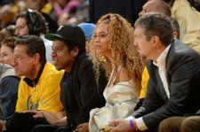 Beyonce & JAY-Z Head to Oakland For NBA Playoffs Date Night