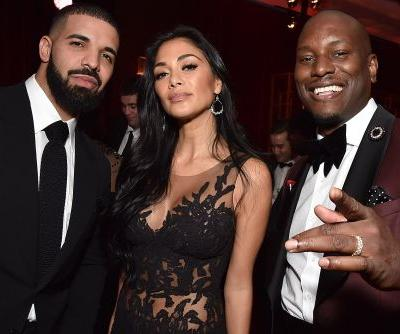 Drake takes over DJ booth at Netflix's Golden Globes after-party