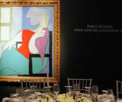 $55 Million USD Picasso Painting Spotlights Christie's Reformatted Evening Sales