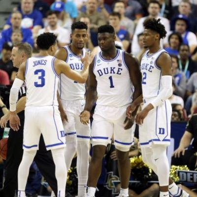 March Madness: No. 1 Duke barely holds off Central Florida at buzzer in classic game