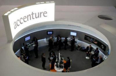 IT services giant Accenture pledges to create 15,000 jobs in the U.S