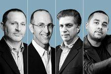 No. 79: Steve Levine, Rob Prinz, Mark Siegel & Robert Gibbs | Power 100